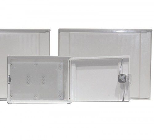 CABINETS FOR METERING AND PROTECTION IP-43
