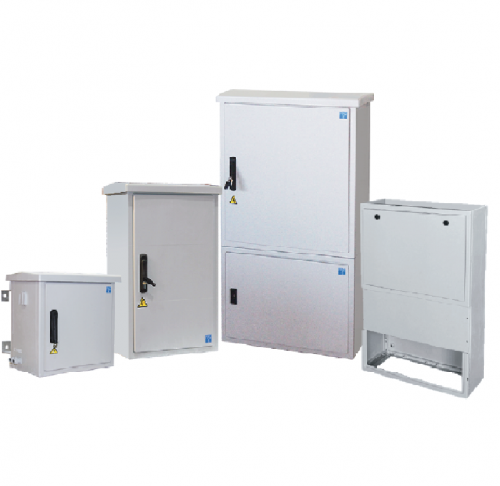 MOULDED POLYESTER ENCLOSURES IP-55