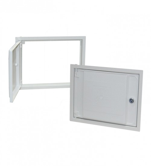Puertas de contadores de agua consulte cualquier tipo de for Armario contador luz