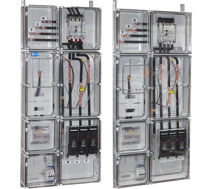 Módulos Medida Indirecta Tmf10 End Industrias Eléctricas