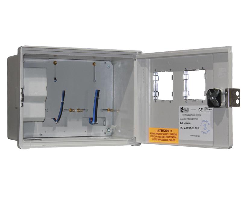 Pnz A Cpm1 D2 End Ref 480004 Industrias Eléctricas Pinazo