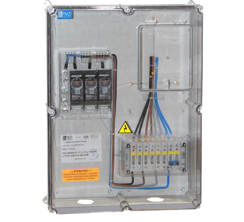Pnz Modulo 1t 15kw Y 44kw Unelco Ref 710126 Industrias