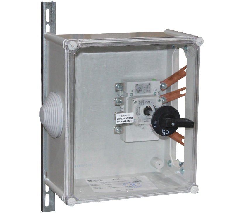 Pnz Modulo Interruptor Norma Iberdrola Industrias
